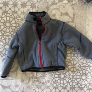 Polo Ralph Lauren fleece zip up